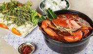 Cách Làm Lẩu Cua Biển Măng Chua Càng Ăn Càng Mê