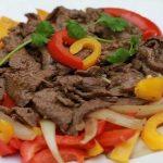 cách làm thịt bò xào dứa
