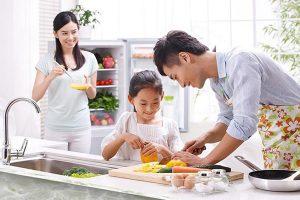 nấu ăn ngon gia đình