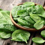 rau bina Spinach