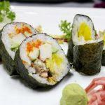 nguyên liệu làm Sushi maki