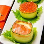 Cách làm Sushi cuộn dưa chuột