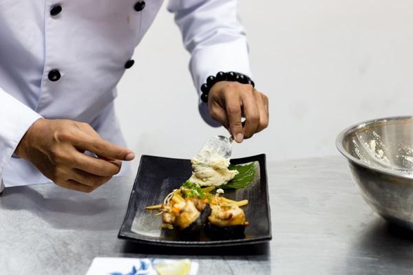 kỹ thuật nấu ăn cơ bản