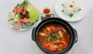 Lẩu hải sản chua cay kiểu Thái