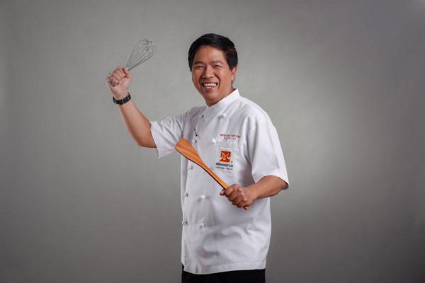 Chef Quách Thiên Tường