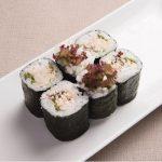 cách làm Sushi cá ngừ xốt mayonnaise