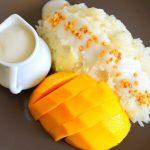 Cách nấu xôi xoài kiểu Thái