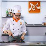 sở hữu nhiều tố chất để thành đầu bếp