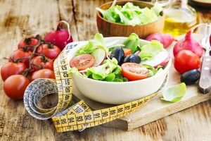 Ăn chay là một trong những cách giảm cân