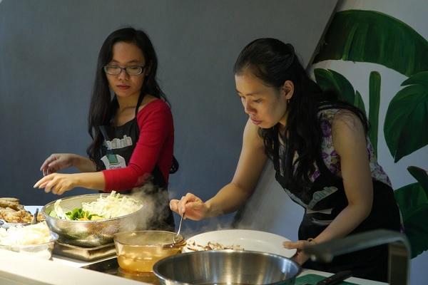 Tự nấu ăn chay khoa học
